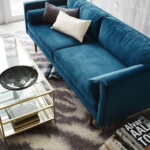 Ghế sofa băng đẹp dành cho phòng khách thêm tươi mới