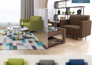 Ghế sofa đơn là gì? Vai trò và tiện ích