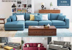 Bí quyết lựa chọn ghế sofa đơn giản mà đẹp