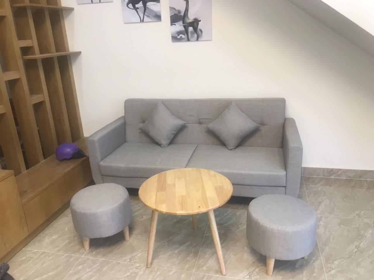 Chọn chất liệu làm ghế sofa không hợp lý