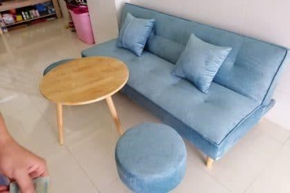Địa chỉ cung cấp sofa bed Việt Nam uy tín nhất