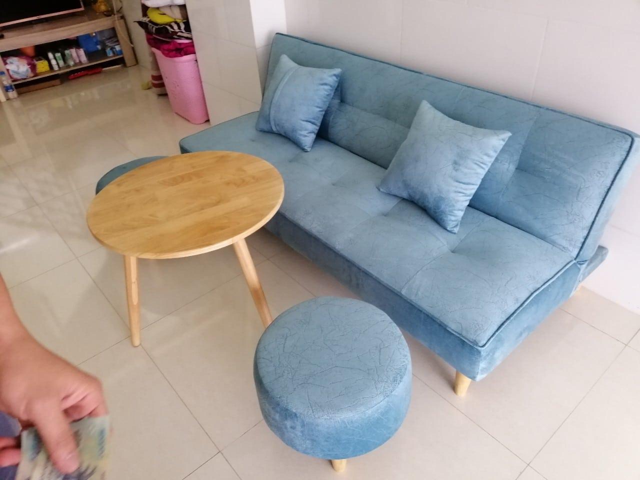 Chọn mua sofa không phù hợp với kích thước phòng