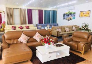 Những sai lầm phổ biến khi mua ghế sofa hiện đại trong phòng khách