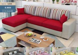 Lý do vì sao bạn nên chọn ghế sofa vải cho phòng khách?