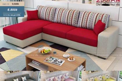 Bộ bàn ghế sofa cao cấp zSofa