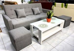 Địa chỉ cung cấp ghế sofa vải nỉ đẹp nhất cho phòng khách