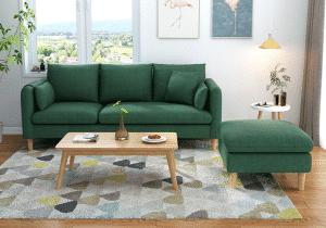 Sofa băng đẹp dành cho phòng khách thêm tươi