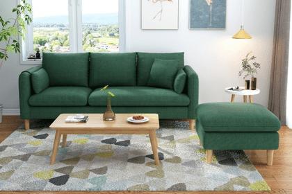 Ghế sofa sang đẹp mang đến sự mới mẻ cho phòng khách