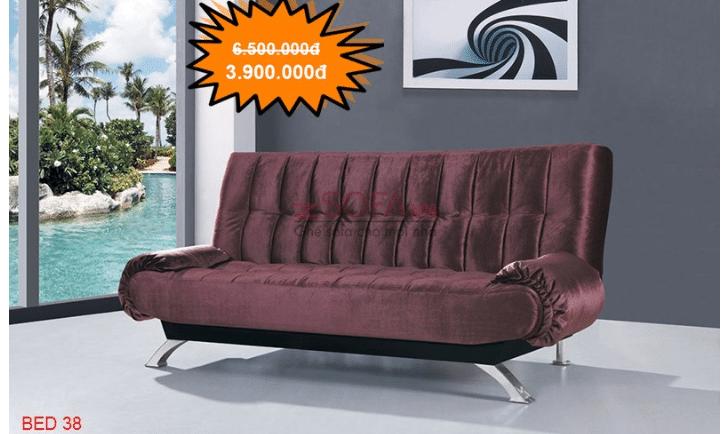 Khách hàng có thể dễ dàng đặt sofa đa năng ở bất cứ nơi nào trong căn nhà của mình để trang trí hoặc sử dụng tiện nghi.