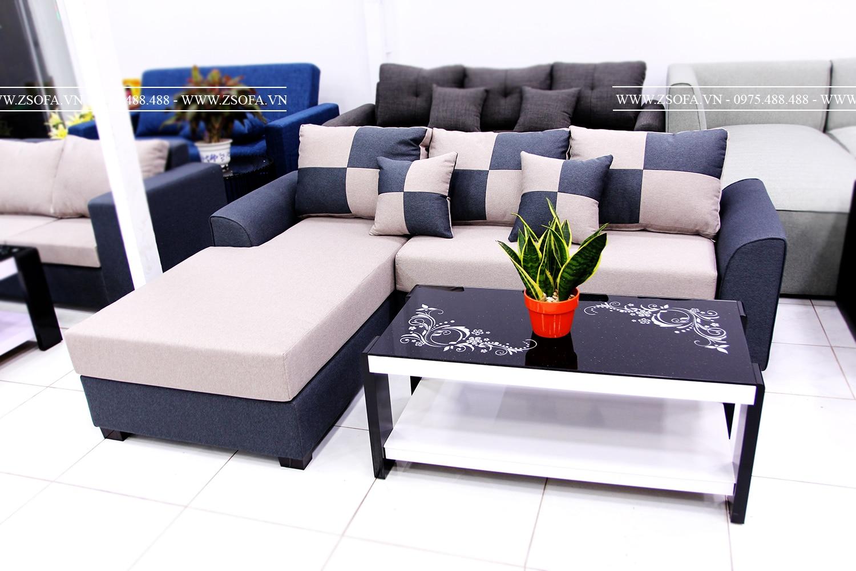 Sofa góc xám 5925