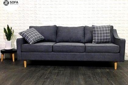 Ghế sofa nỉ cao cấp dành cho phòng khách
