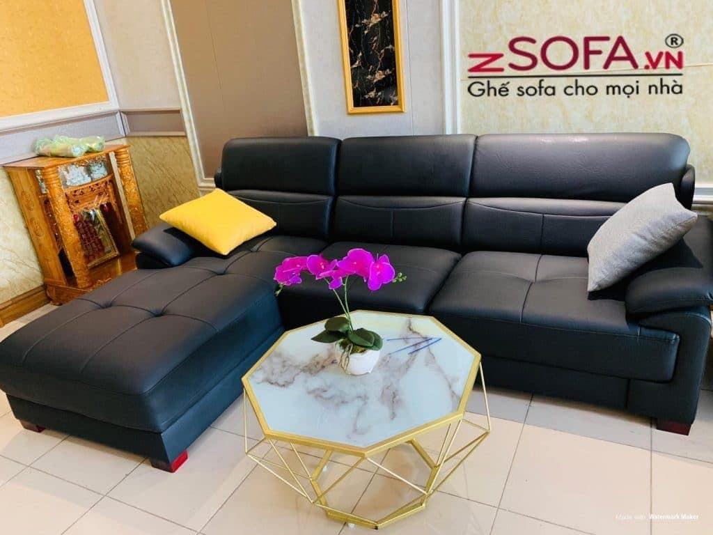 Chọn ghế sofa cho nhà lớn tại zSofa