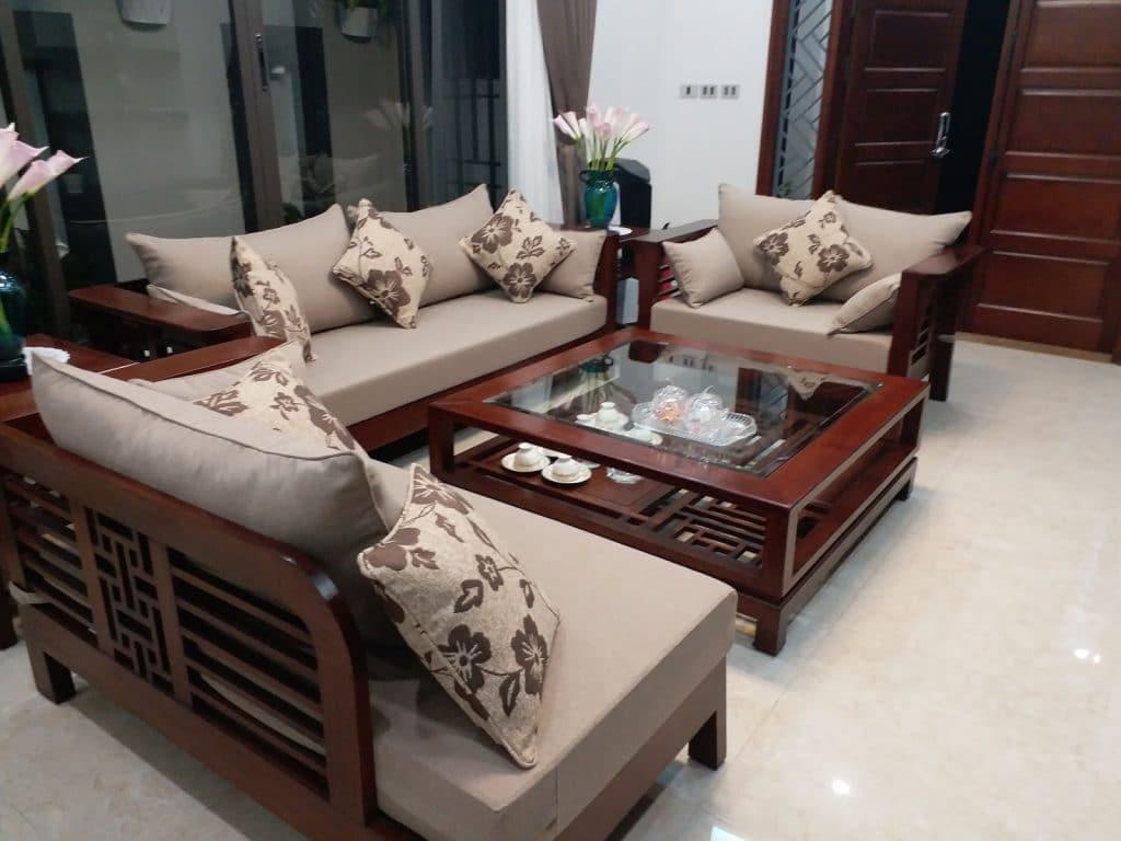 Chọn sofa cho nhà lớn