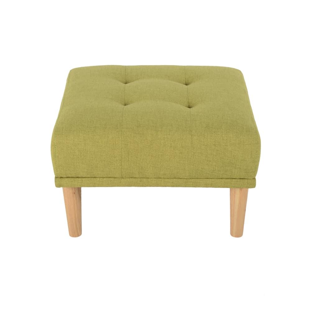 sofa đôn vuông chân cao