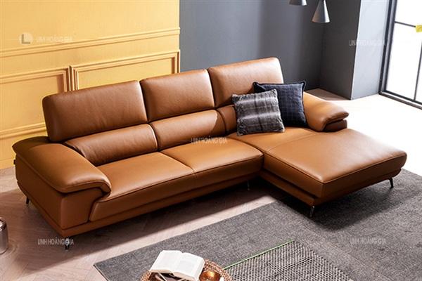 Sofa phòng khách nâu L55