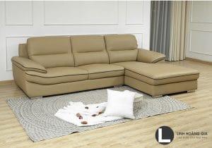 Ghế sofa da phòng khách L30