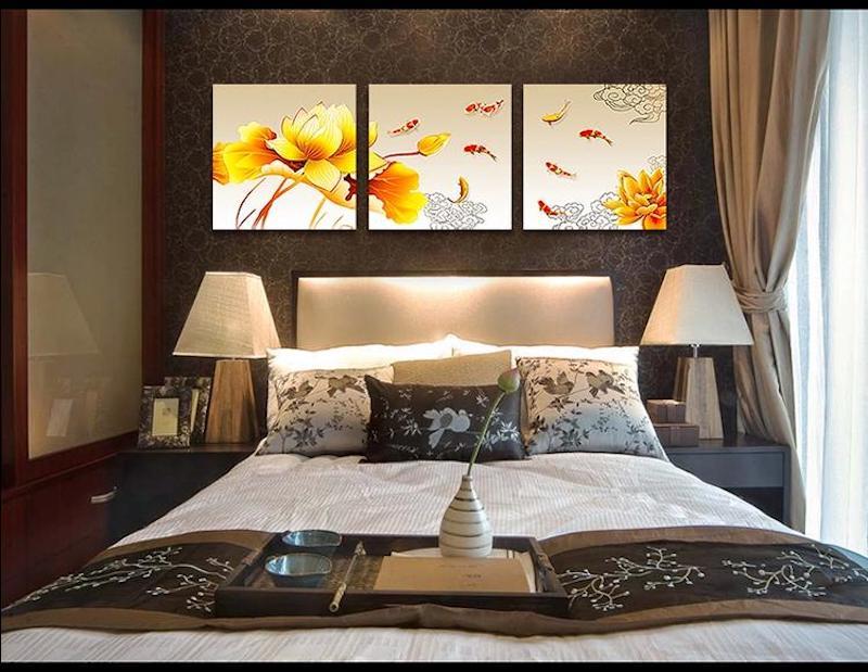 Tranh Treo Tường Phòng Ngủ