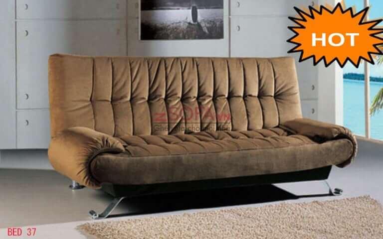 Ghế sofa gấp giường từ doanh nghiệp uy tín zSofa cho phòng khách