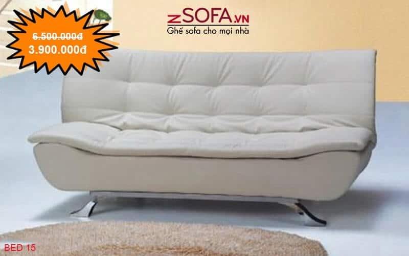 Ghế sofa giường nằm an toàn cho phòng khách