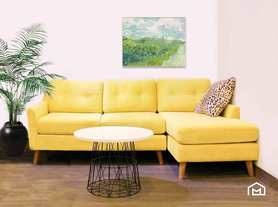 Ghế sofa sân vườn dành cho quán cafe và gia đình