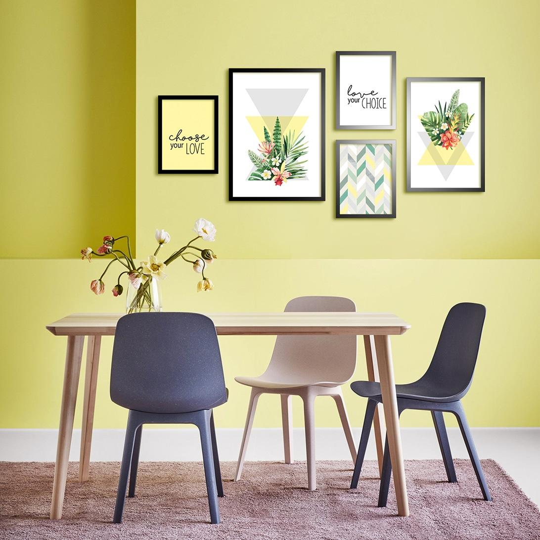 Tranh Canvas Và Công Nghệ In Uv