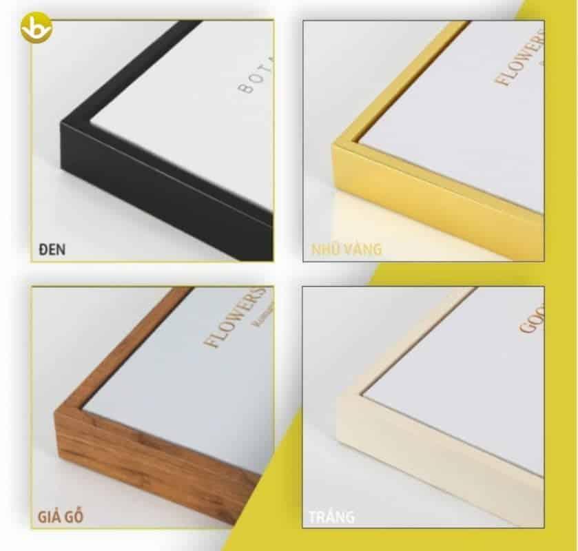 Tranh Treo Tường Và Khung Tranh Nhựa Composite