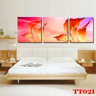 Tranh canvas bộ 3 TT021