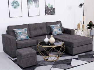 Sofa góc phòng khách LD593