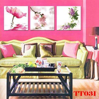 Tranh canvas bộ 3 TT031