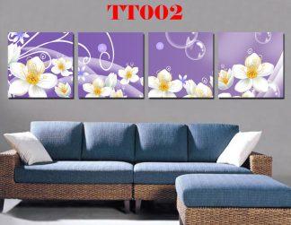 Tranh treo tường bộ 4 TT002