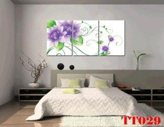 Tranh canvas bộ 3 TT029