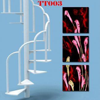 Tranh treo tường bộ 3 TT003