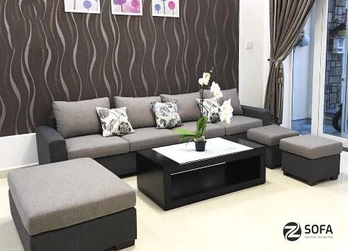 Chọn ghế sofa ở nhà từ doanh nghiệp ghế sofa