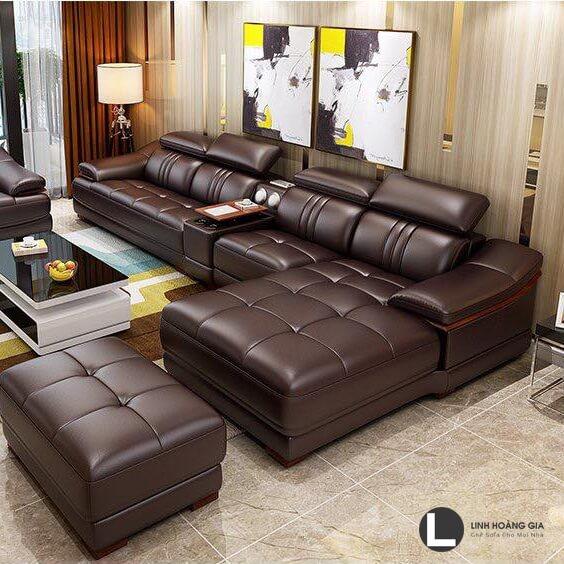Tìm sofa đẳng cấp cho phòng khách