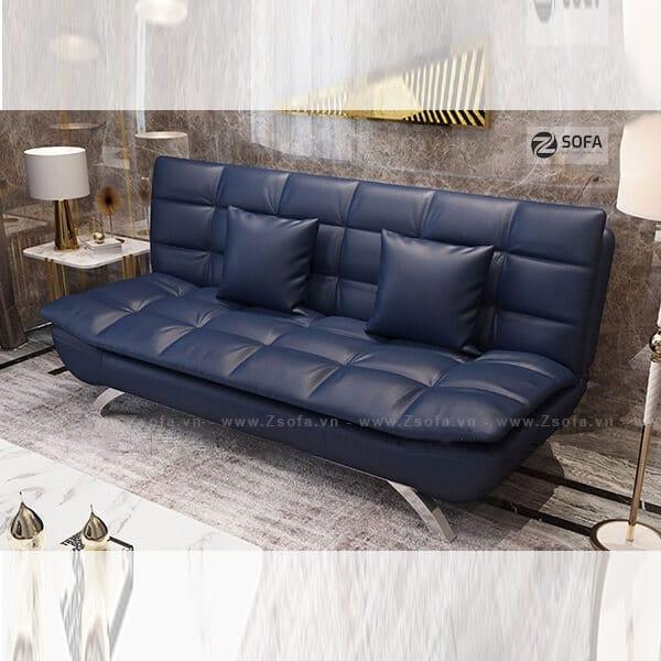 Ghế sofa sắt bọc nệm tạo vững chắc cho phòng khách