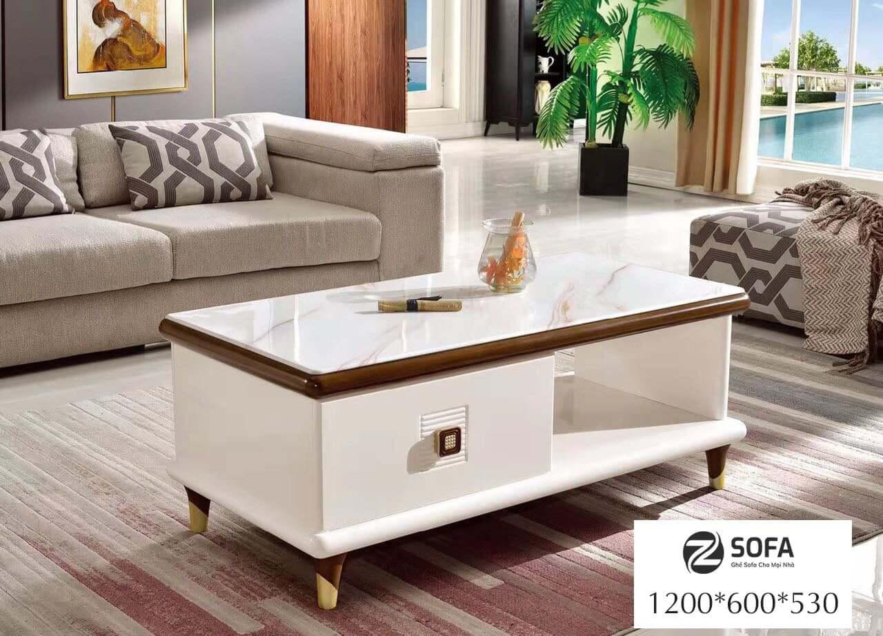 Bàn đá sofa cao cấp nhất cho phòng khách