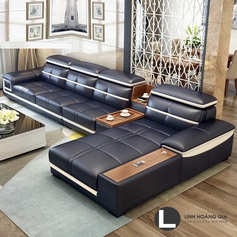 Ghế sofa chữ L độc đáo