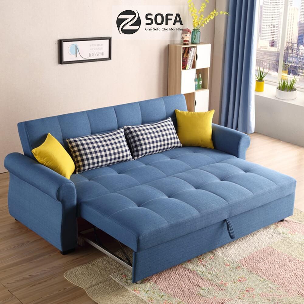 Chọn ghế sofa đa năng thoải mái nhất cho phòng khách