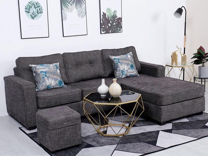 Ghế sofa vải cao cấp từ doanh nghiệp hàng đầu