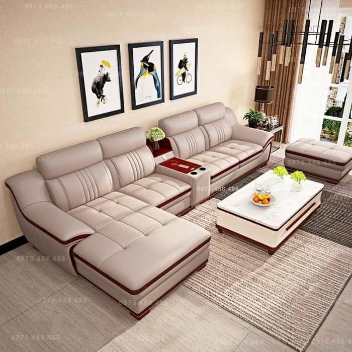 Chọn bàn bộ sofa tốt nhất cho phòng khách