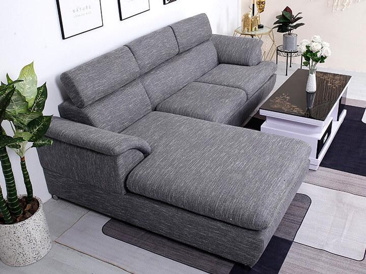 Chọn bộ sofa màu xám đẹp nhất cho phòng khách