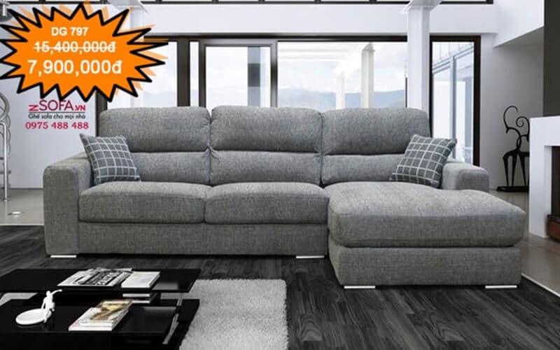 Tìm mua sofa cho phòng khách, đừng chọn sai