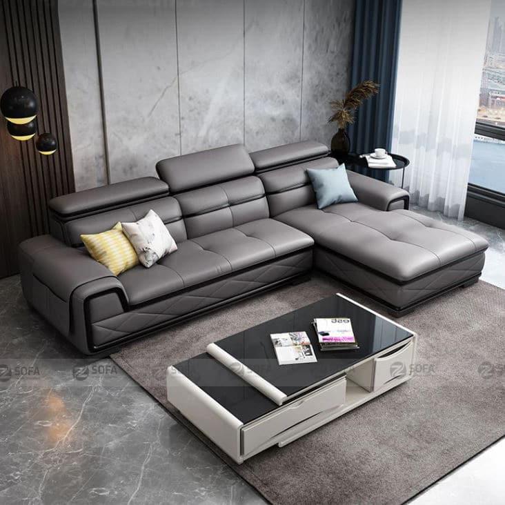 Mua ghế sofa góc tốt nhất cho phòng khách