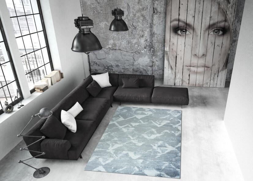 Chọn thảm ghế sofa cho gia đình thêm ấm áp