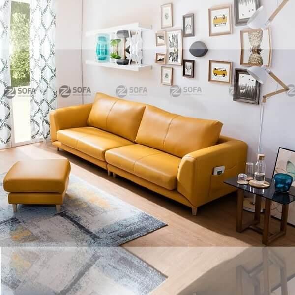 Chọn ghế sofa mini đẹp nhất cho phòng khách