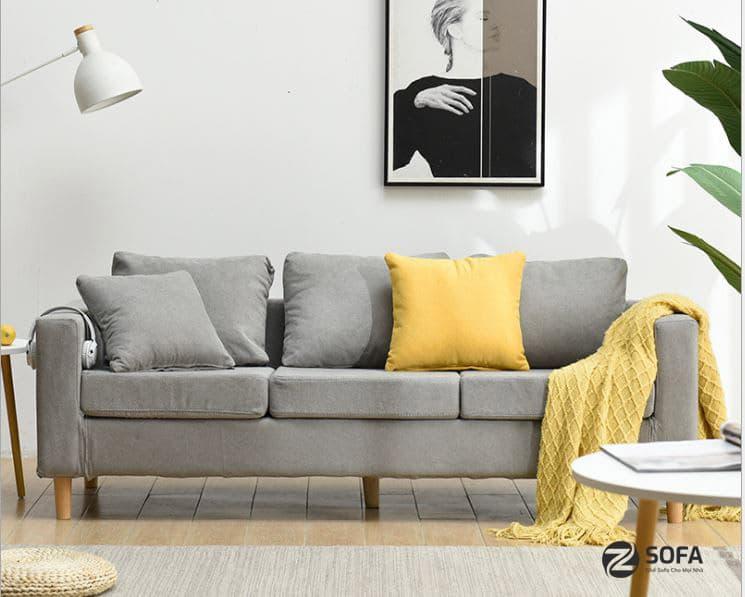 Các mẫu ghế nệm phòng khách đẹp nhất
