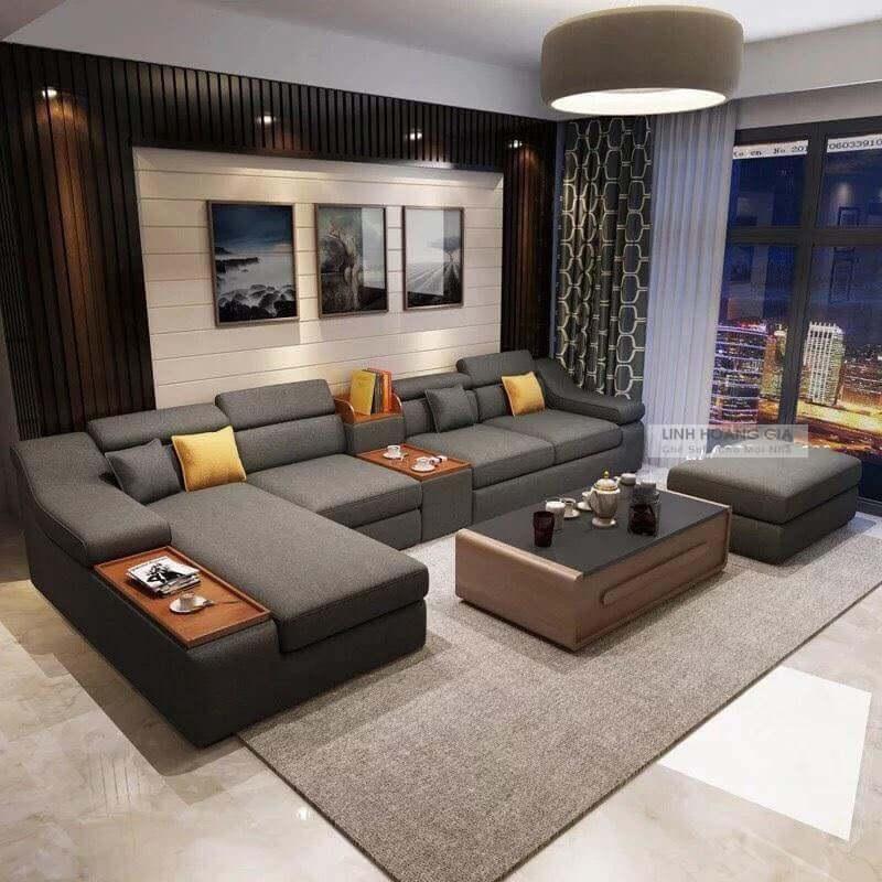 Sofa phòng khách rộng sang trọng nhất