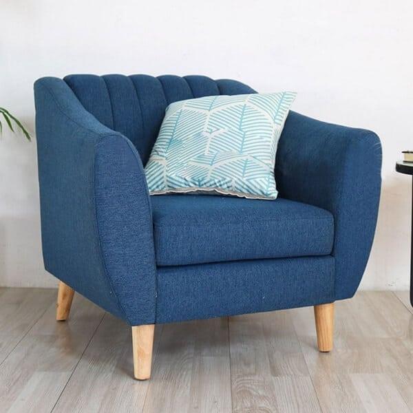 Ghế armchair cho phòng khách nhỏ