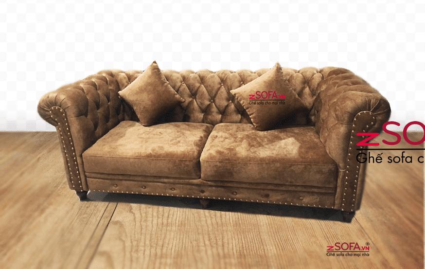 Ghế sofa quý tộc dành cho phòng khách sang trọng