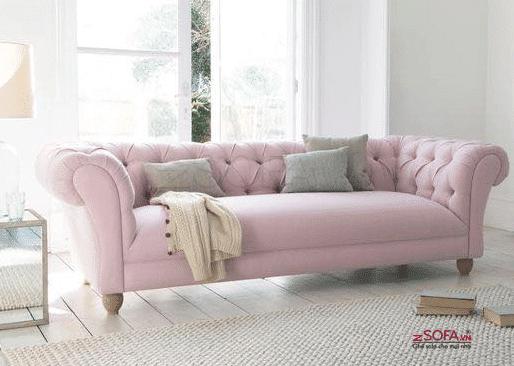 Sofa phòng khách xưa sang trọng nhất